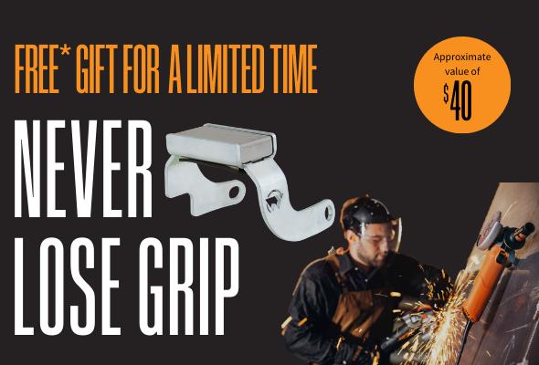 Work Smarter Gringer Grip
